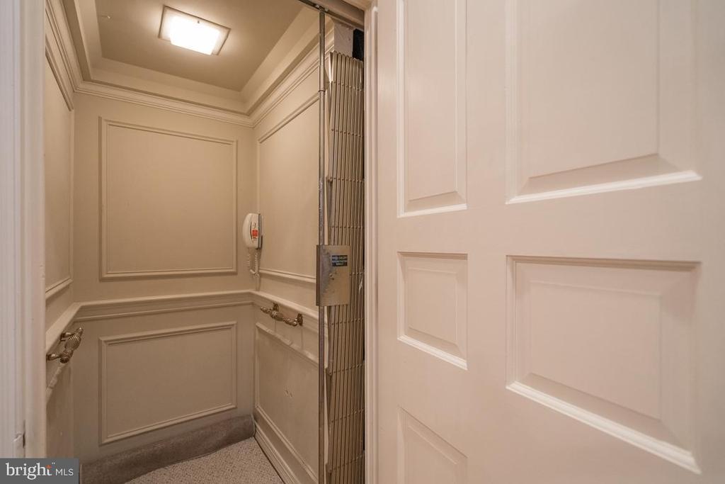 Elevator - 1914 35TH ST NW, WASHINGTON