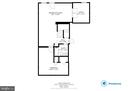 Basement Floor Plan - 827 BALLS BLUFF RD NE, LEESBURG