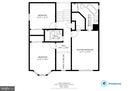 Upper Level Floor Plan - 827 BALLS BLUFF RD NE, LEESBURG