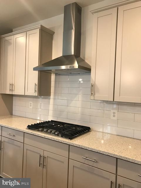 Kitchen - 3708 WHISPER HILL CT, UPPER MARLBORO