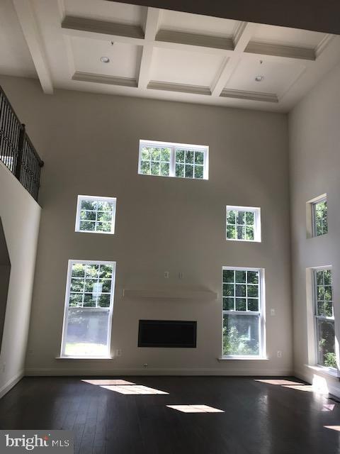 Fireplace Window Wall - 3708 WHISPER HILL CT, UPPER MARLBORO