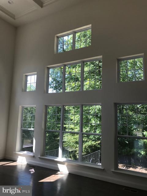 Window Wall Back Yard - What a View - 3708 WHISPER HILL CT, UPPER MARLBORO