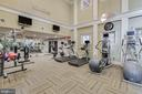 Fitness center - 11750 OLD GEORGETOWN RD #2430, NORTH BETHESDA