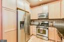Granite counters - 11750 OLD GEORGETOWN RD #2430, NORTH BETHESDA
