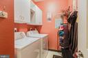 Large laundry room - 11750 OLD GEORGETOWN RD #2430, NORTH BETHESDA