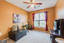 Large second bedroom or office - 11750 OLD GEORGETOWN RD #2430, NORTH BETHESDA