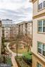 Private courtyard - 11750 OLD GEORGETOWN RD #2430, NORTH BETHESDA