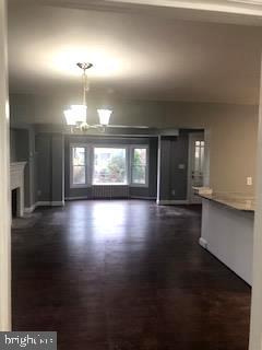 MAIN LEVEL LAYOUT - 4901 OSAGE ST, COLLEGE PARK