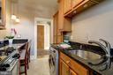 Updated Kitchen with an abundance of storage - 1514 17TH ST NW #511, WASHINGTON