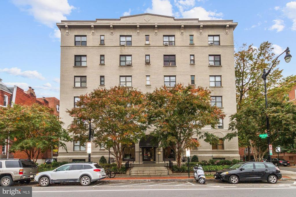 Welcome to Copley Plaza - 1514 17TH ST NW #511, WASHINGTON