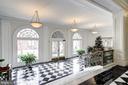 Beautiful, inviting marble Lobby - 1514 17TH ST NW #511, WASHINGTON