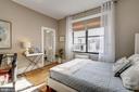 Spacious sleeping area - 1514 17TH ST NW #511, WASHINGTON