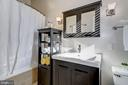 Roomy bath - 1514 17TH ST NW #511, WASHINGTON