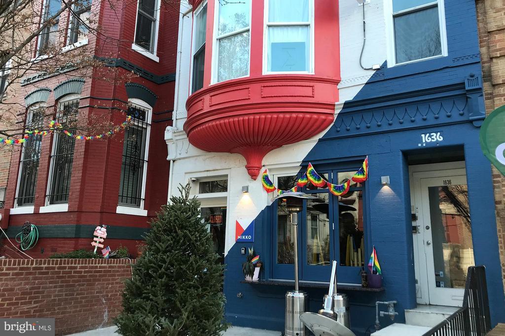 Vibrant & colorful neighborhood - 1514 17TH ST NW #511, WASHINGTON