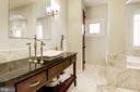 Master Bathroom - 1231 INGLESIDE AVE, MCLEAN