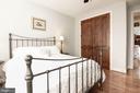 Main level bedroom #5 - 1231 INGLESIDE AVE, MCLEAN