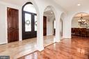 Foyer - 1231 INGLESIDE AVE, MCLEAN