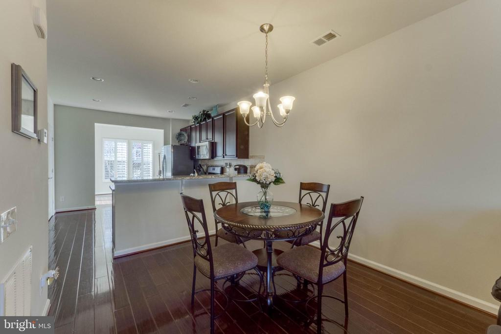 Dining Room - 3949 MADDEN WAY, DUMFRIES