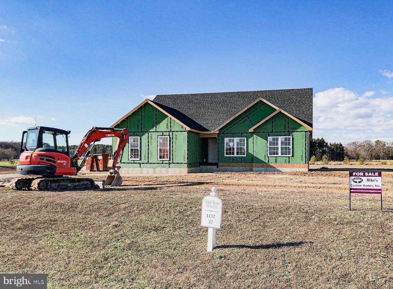 Single Family Homes 为 销售 在 Ridgely, 马里兰州 21660 美国