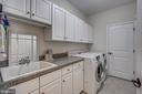 Laundry Room on main floor - 24096 LANDS END, ORANGE