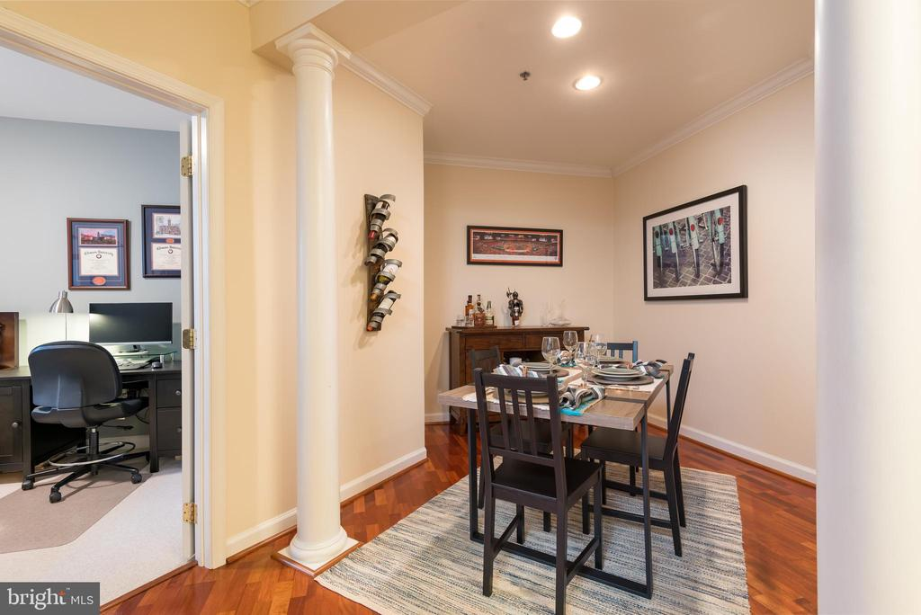 Beautiful hardwoods - 2310 14TH ST N #301, ARLINGTON