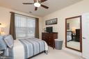 Master carpet adds a touch of morning warmth - 2310 14TH ST N #301, ARLINGTON