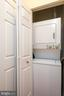 In-unit washer/dryer - 2310 14TH ST N #301, ARLINGTON