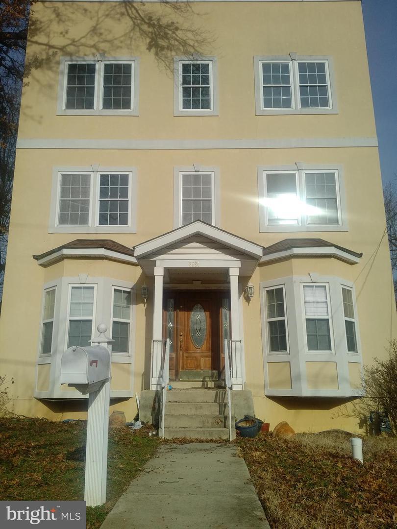 Single Family Homes voor Verkoop op Washington, District Of Columbia 20019 Verenigde Staten