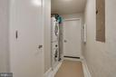 Large Laundry Room - 1881 N NASH ST #212, ARLINGTON