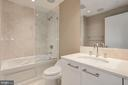 Guest Full Bath - 1881 N NASH ST #212, ARLINGTON