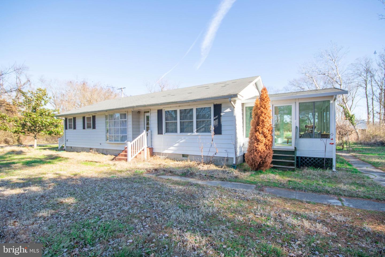 Single Family Homes için Satış at Deal Island, Maryland 21821 Amerika Birleşik Devletleri