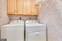 Upper level laundry room - 1301 FEATHERSTONE LN NE, LEESBURG