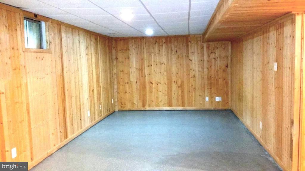 BASEMENT RECREATION OR THEATER ROOM - 35292 GOSLING LN, LOCUST GROVE