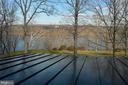 Water view from master bedroom - 18184 SHINNIECOCK HILLS PL, LEESBURG