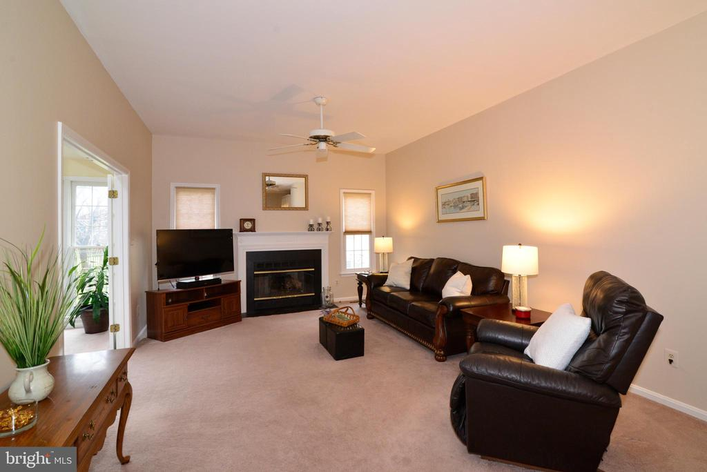 Family Room - 47408 GALLION FOREST CT, STERLING