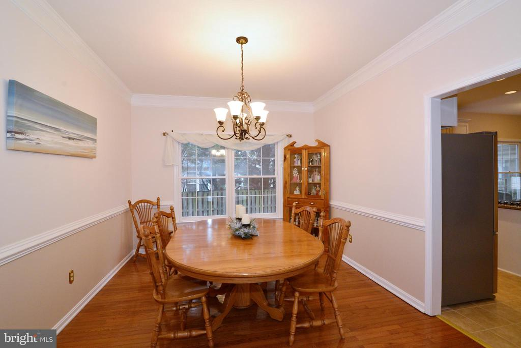 Dining Room - 47408 GALLION FOREST CT, STERLING