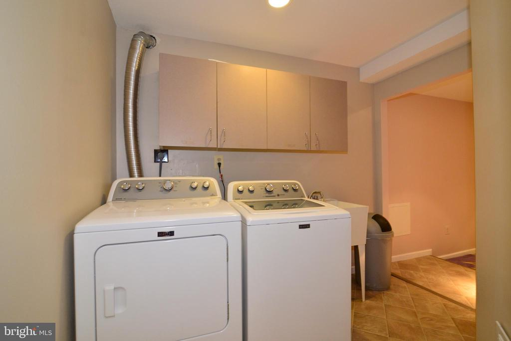 Laundry Room - 47408 GALLION FOREST CT, STERLING