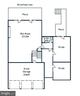 Lower level layout - 18184 SHINNIECOCK HILLS PL, LEESBURG