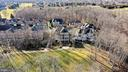 Aerial view from above - 18184 SHINNIECOCK HILLS PL, LEESBURG