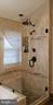 Full view of Frameless Shower with Bench Seat - 8 STONERIDGE CT, STAFFORD