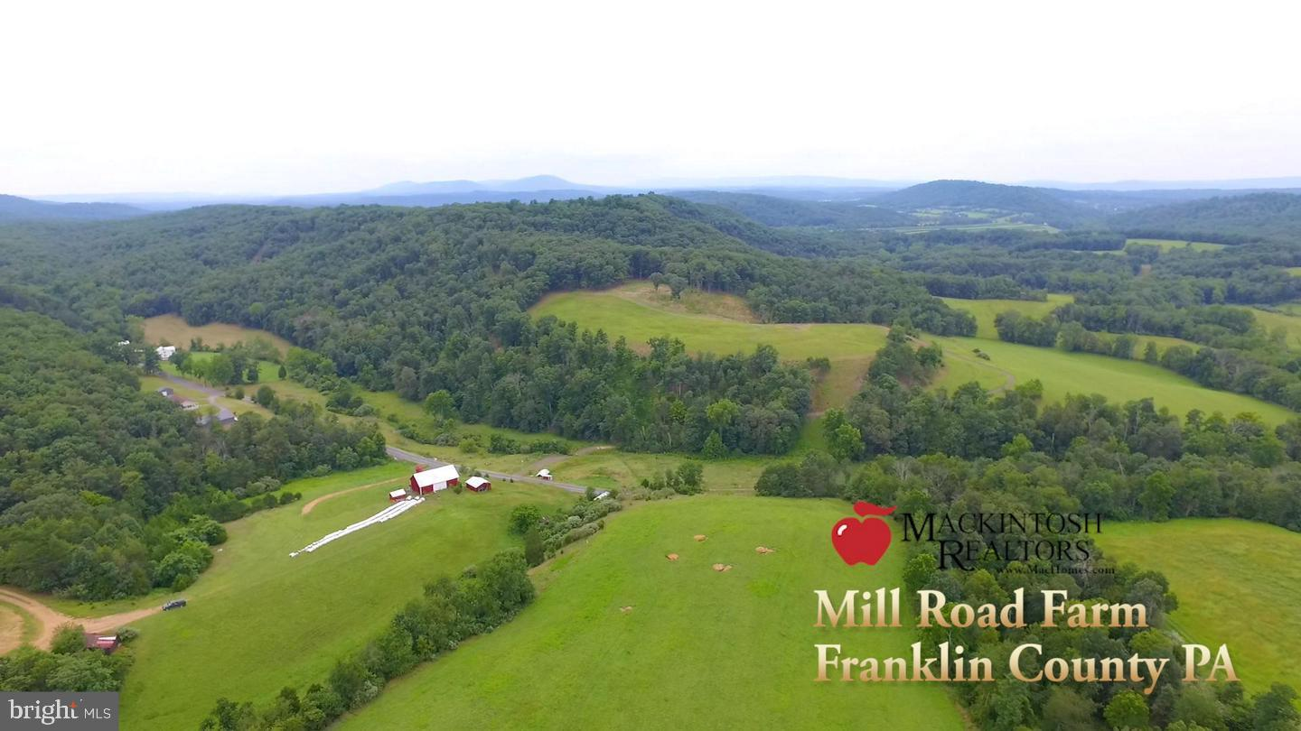 Land for Sale at Mercersburg, Pennsylvania 17236 United States