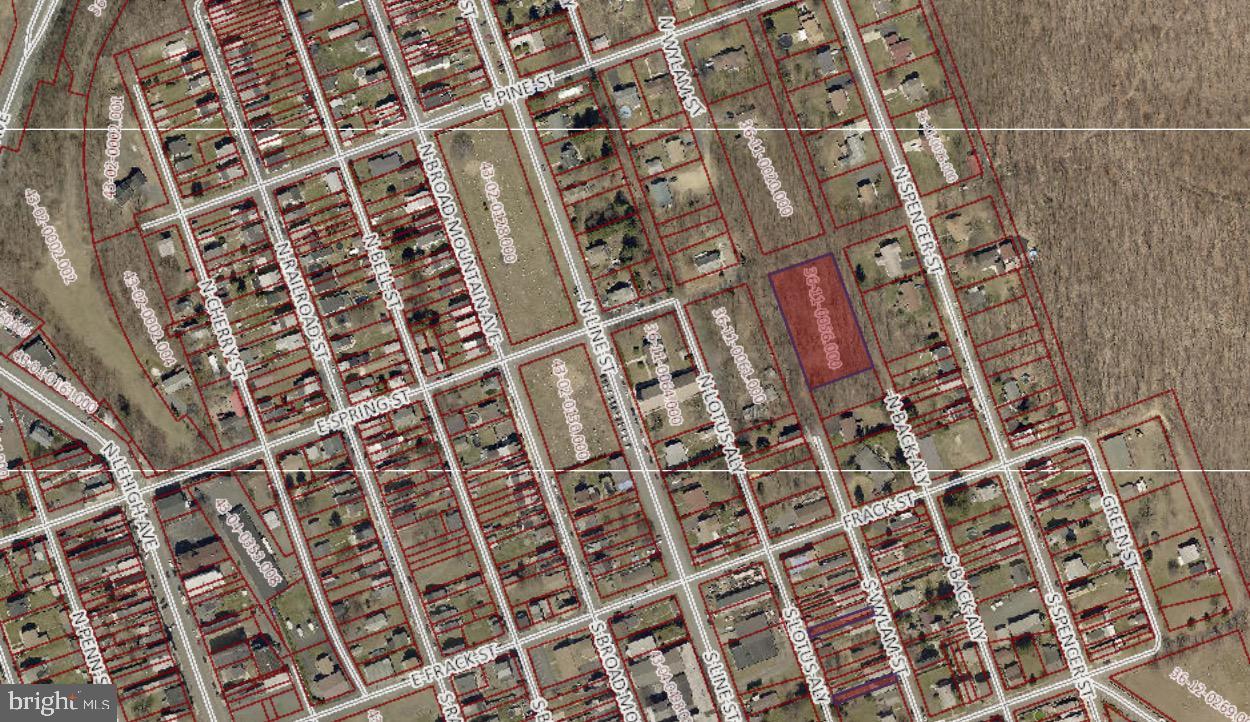Land for Sale at Frackville, Pennsylvania 17931 United States