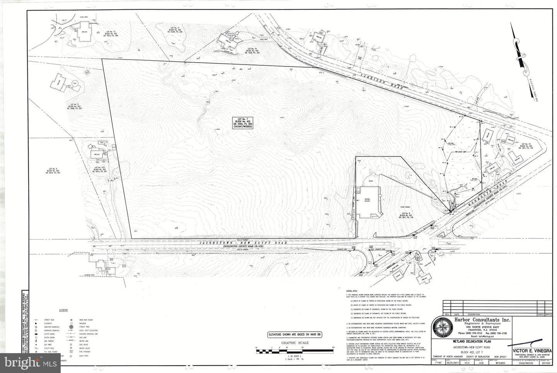 Property 为 销售 在 Wrightstown, 新泽西州 08562 美国