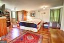 Master suite - 16960 IVANDALE RD, HAMILTON