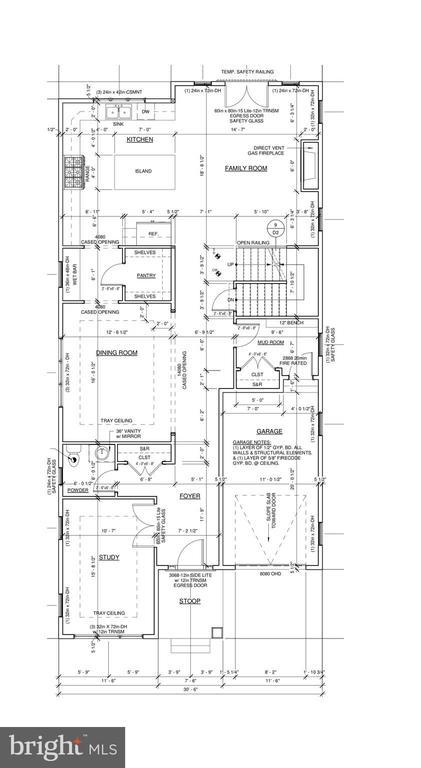 Main Level - 1720 N QUEBEC ST, ARLINGTON