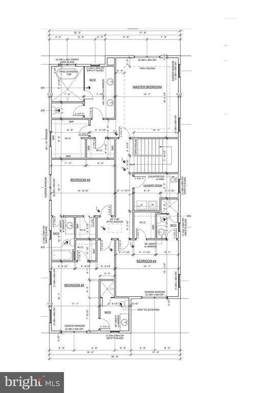 Upper Level - 1720 N QUEBEC ST, ARLINGTON