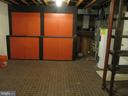 Partial view Basement Storage/Utility/Laundry Room - 8396 UXBRIDGE CT, SPRINGFIELD