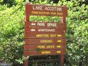 Entrance to Lake Accotink Park - 8396 UXBRIDGE CT, SPRINGFIELD