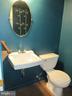 Basement Half Bath - 8396 UXBRIDGE CT, SPRINGFIELD