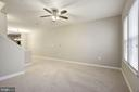 Living Room - 42439 ROCKROSE SQ, BRAMBLETON